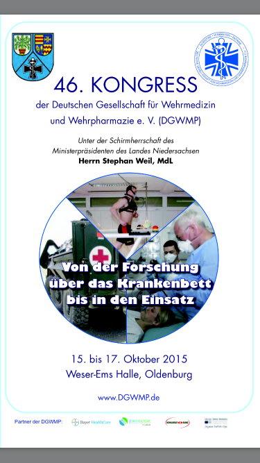 1.500,00 € Spende beim Jahreskongress der DGWMP 2015