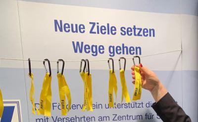 FUAV trägt vor beim Neujahrsempfang aller Service Clubs im Kreis Soest