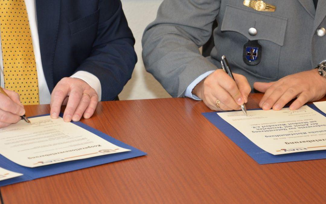 Gemeinsam stark für unsere versehrten Soldatinnen und Soldaten – FUAV e.V. und Deutsche Härtefallstiftung kooperieren