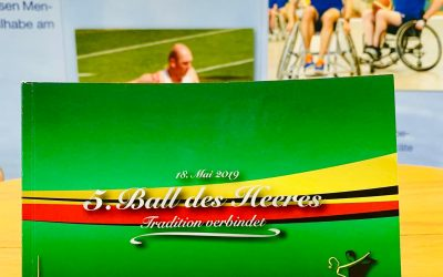 Tradition verbindet – dritte Teilnahme des FUAV am Ball des Heeres
